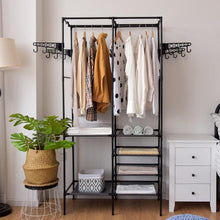 Load image into Gallery viewer, Clothes Hanger Coat Rack Floor Hanger Storage Wardrobe Clothing Drying Racks - Elegance & Splendour