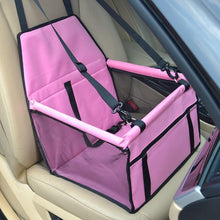 Load image into Gallery viewer, Car Seat Cover Folding Hammock -Pet Carriers For Cats & Dogs - Elegance & Splendour