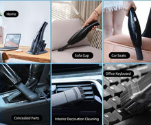 Load image into Gallery viewer, 5000 PA Strong Suction Portable Car Vacuum Cleaner - Elegance & Splendour