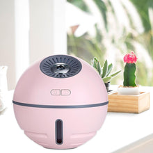 Load image into Gallery viewer, USB Rechargeable Cool Mist Aroma Diffuser/Humidifier - Elegance & Splendour