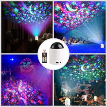 Load image into Gallery viewer, LED Crystal Ball Projector For DJ Stage Party - Elegance & Splendour