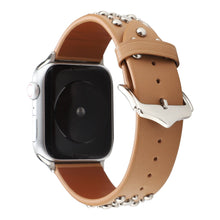 Load image into Gallery viewer, Sports Loop Correa Rivet Band Compatible With Apple Watch - Elegance & Splendour