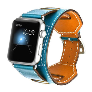 Luxury Classic Original Bracelet Compatible With Apple Watch - Elegance & Splendour
