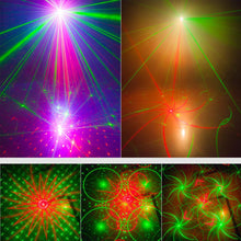 Load image into Gallery viewer, Mini RGB Disco Light Laser Stage Projector - Elegance & Splendour