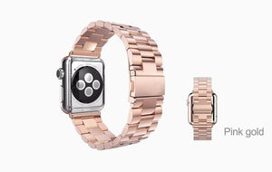 Smart Steel Strap For Apple Watch All Sizes & All Series