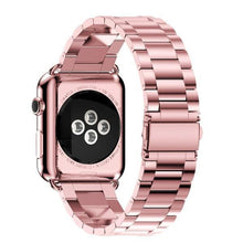 Load image into Gallery viewer, Smart Steel Strap For Apple Watch All Sizes & All Series - Elegance & Splendour