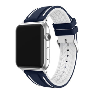 Silicone Soft Sports Band for Apple Watch - Elegance & Splendour