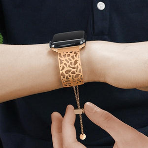 Women's Strap Jewelry Bracelet For Apple Watch - All Sizes & Series -Shipping Free - Elegance & Splendour
