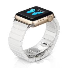 Load image into Gallery viewer, Ceramic Watchband for Apple Watch - Series 5 4 3 2 1 - Elegance & Splendour