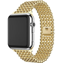 Load image into Gallery viewer, Metal Link Stainless Steel Bracelet For Apple Watch - Elegance & Splendour