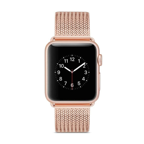 Stainless Steel Metal Belt Replacement Band for Apple Watch Series 4 3 2 1