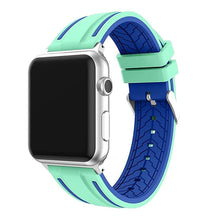 Load image into Gallery viewer, Silicone Soft Sports Band for Apple Watch - Elegance & Splendour