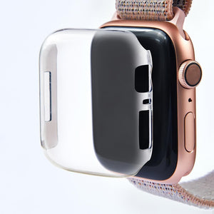 Series 4 -Transparent Colored Drop Proof Water Proof Protective Cover Screen Case For Apple iWatch - Elegance & Splendour