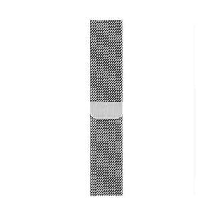 Solidarity Milanese Loop Band Compatible With Apple Watch - Elegance & Splendour