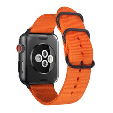 Load image into Gallery viewer, Nylon Sport Watchband for Apple Watch Band Series - Elegance & Splendour
