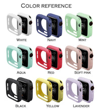 Load image into Gallery viewer, Candy Color TPU Slim Fit Protector For Apple Watch Series 5 4 3 2 - Ultra-Thin Cover - Elegance & Splendour