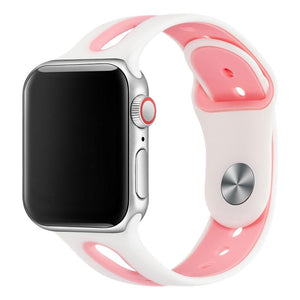 Silicone Strap iwatch Band For Apple Watch - Elegance & Splendour
