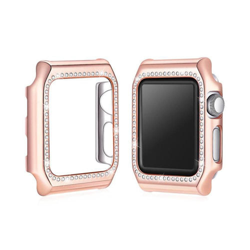 Diamond  Bumper Case Cover For Apple Watch