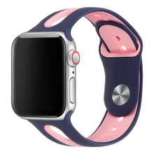 Load image into Gallery viewer, Silicone Sport Watch Strap For Apple Watch - Elegance & Splendour