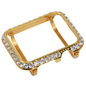 High-End Handmade Premium CZ Crystal Stones Case (AAAAA Grade) -Limited Edition - Elegance & Splendour