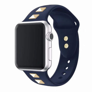New Soft Silicone Replacement Sport Bracelet Strap For Apple Watch