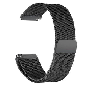Magnetic Milanese Loop Metal Band For Fitbit Versa Fitbit Versa Lite - Elegance & Splendour
