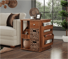 Load image into Gallery viewer, Elegant Side Table With 3 Drawers - Elegance & Splendour