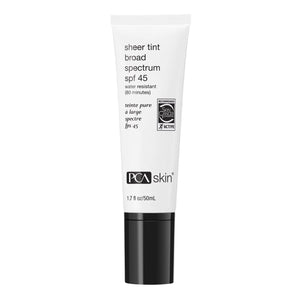 Sheer Tint Broad Spectrum SPF 45