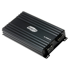 AL1200.1D - Top side of 1,200 watt monoblock car amplifier