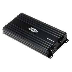 AL1600.1D - top side of 1,600 watt monoblock class D car amplifier