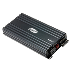 AL250.4 - top side of 250 watt, 4-channel car amplifier