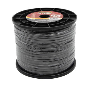 AL 16-500 - 500 ft spool of 16 gauge, marine grade black speaker wire