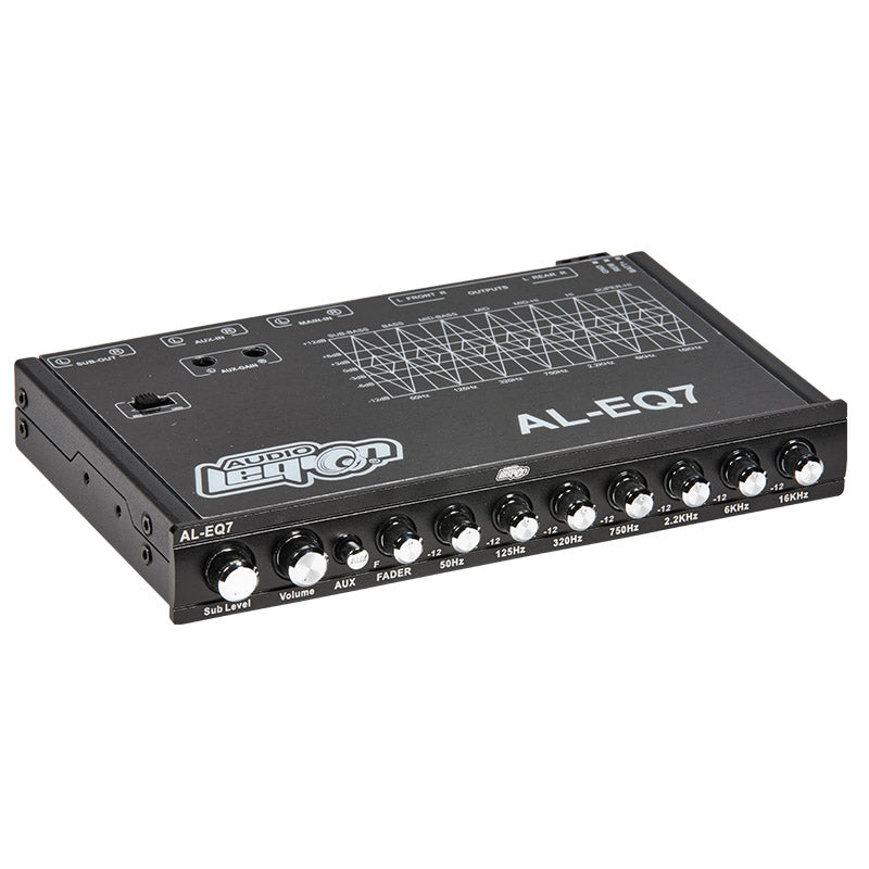 AL-EQ7 | 7-Band Equalizer