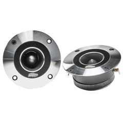 ALT28 - pair of 400 watt, chrome bullet tweeters