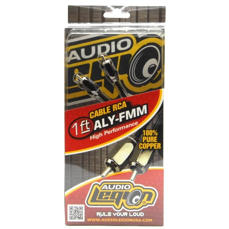 ALY-FMM 1 ft RCA cable adapter unpackaged