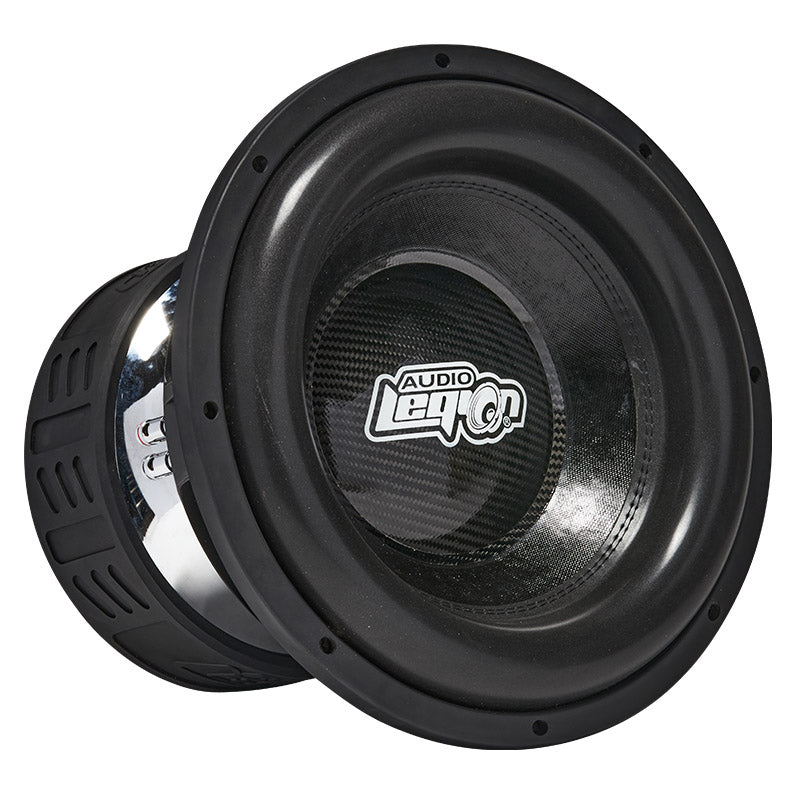 "Emperor 15"" - side view of 7000 watt subwoofer 15"""