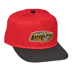 Audio Legion flat brim two tone hat