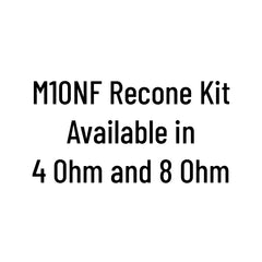 M10NF Recone Kit