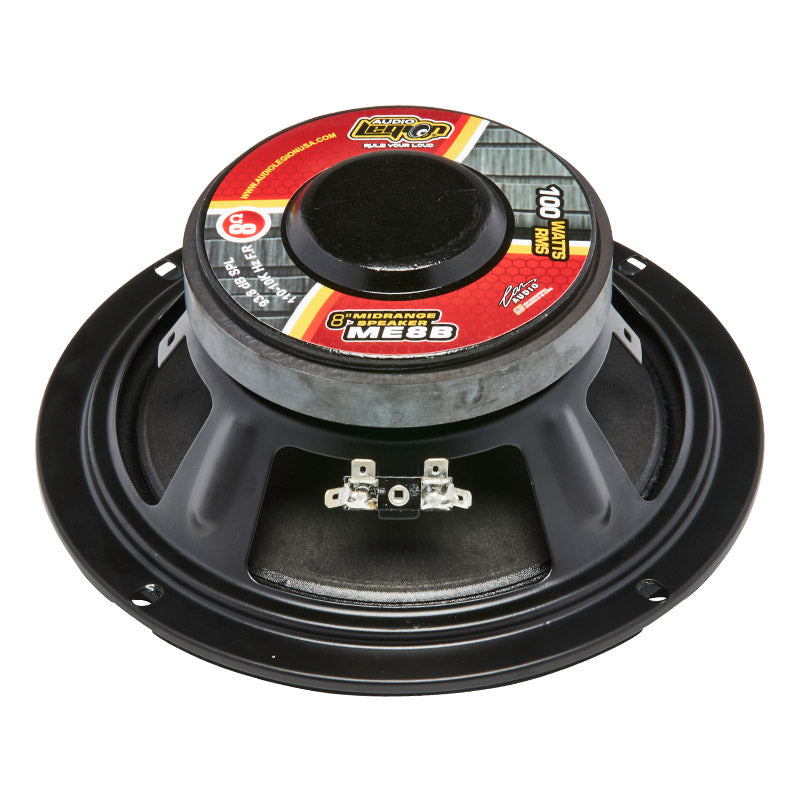 "ME8B | 8"" 400 Watt Max Midrange Speakers - Pair"