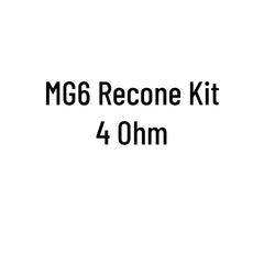 MG6 Recone Kit