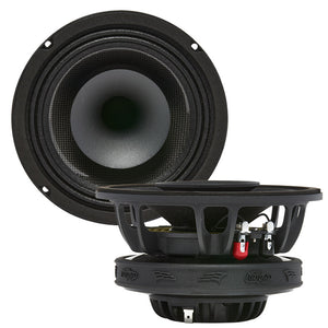 "MR6F | 6.5"" 400 Watt Marine Pro Driver Coaxial Speakers"
