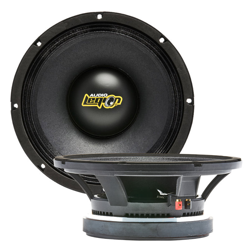 "MX12 - top and profile of 12"" 2,000 watt extreme midrange speaker"
