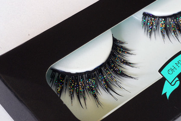 The Afterglow - Double Stacked, Cruelty Free Synthetic False Eyelash