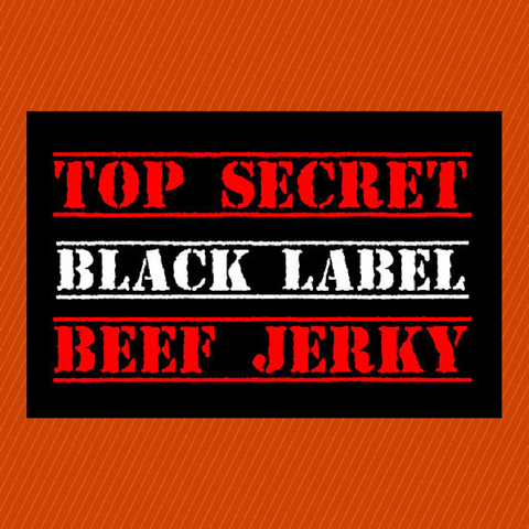 Black Label Beef Jerky