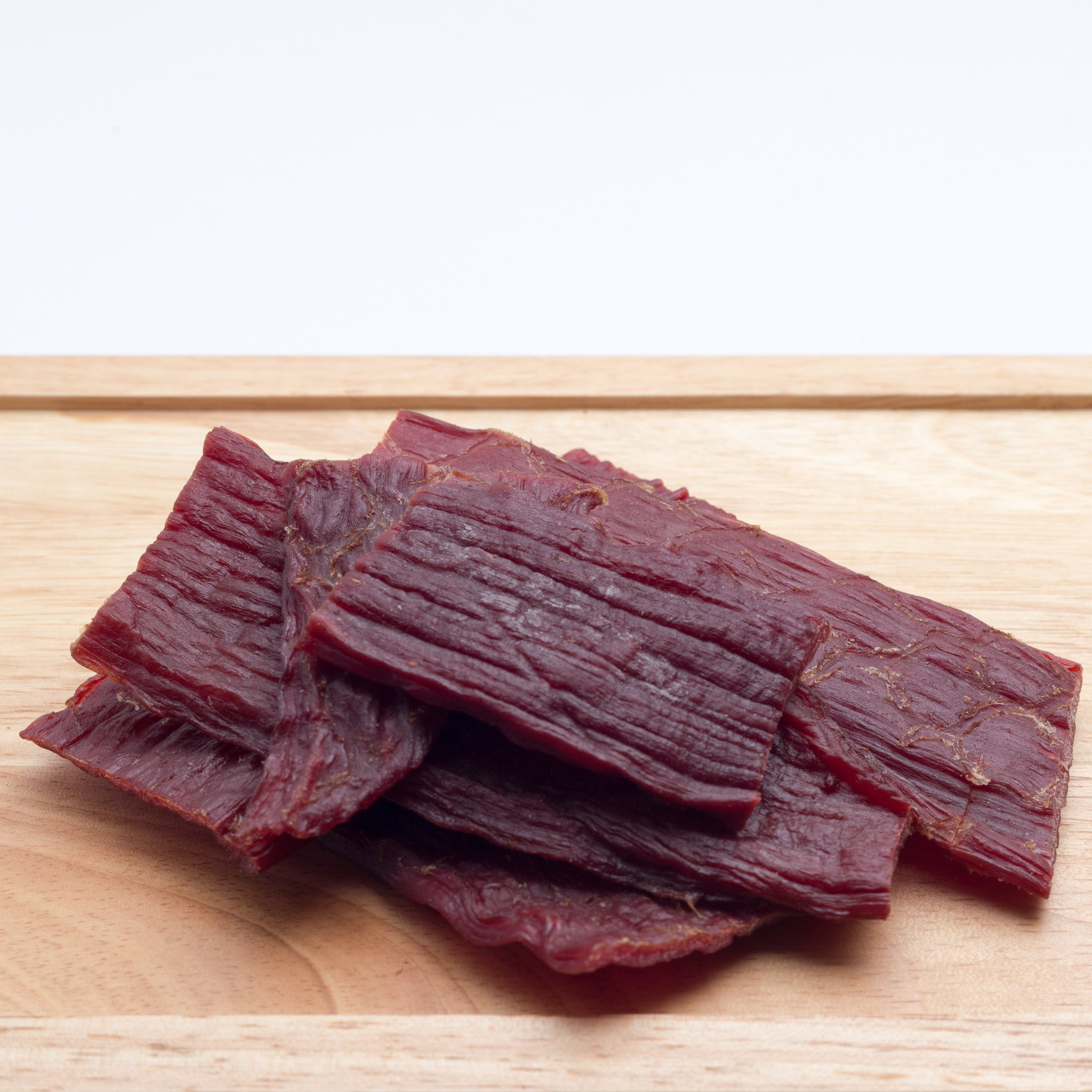 (1lb) Taurus Beef Jerky - Mild Flavor - Thick & Chewy