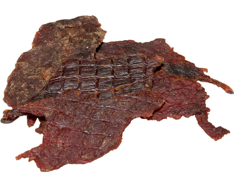 Highland's Best Beef Jerky Smoked Honey BBQ (1lb & Bulk)