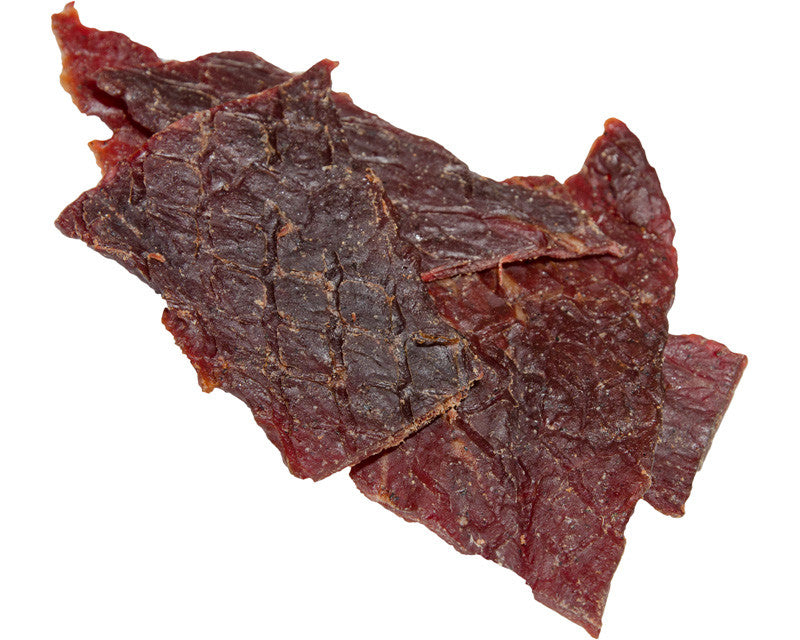 Beef Jerky,  Original Flavor,  Whole Muscle, Thick Cut (4oz, 1lb, Bulk)
