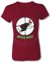 Load image into Gallery viewer, Trump Witch Hunt Shirt - MAROON