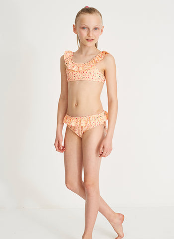 Soft Gallery Alicia Bikini in Peach Parfait - FINAL SALE