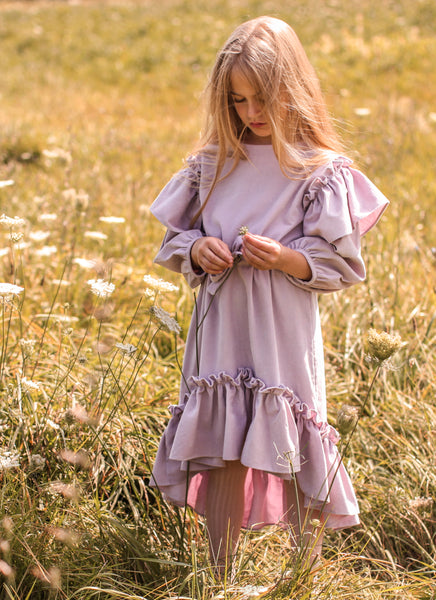Airfish New Port Dress in Lavender - FINAL SALE